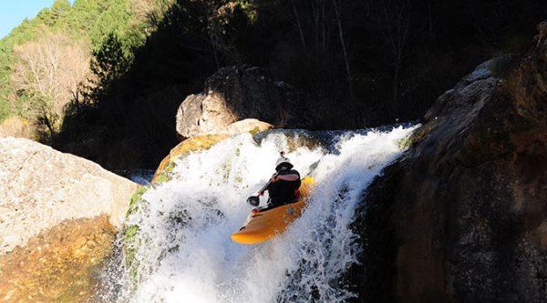 Rafting en cuenca - Cuerda Doble